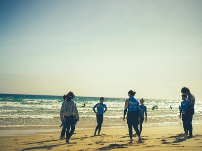 Surf Camp Spain