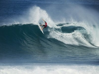 photographer chauche | Quiksilver Pro France 2011