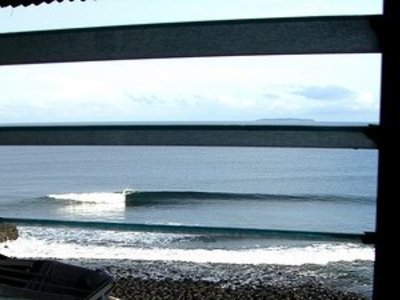 Surf in Panama at Emilys