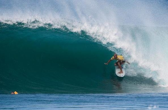 Credit:© ASP / CESTARI | Slater´s Perfect Pipeline 10