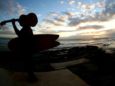 Surf'n'Roll - music & sports workshop in Galicia