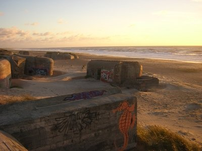 surf spot | Bunkers | Denmark | Klitmøller