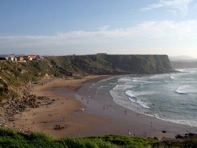 Wellenreiten im Baskenland | Surfspot Los Locos