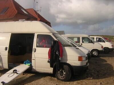 Nørre Vorupør | Wellenreiten in Dänemark