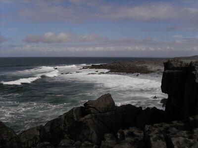 Weltklasse Wellen warten auf dich in Irland | ©Claudia Zantopp pixelio.de