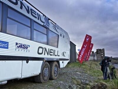 O'Neill Cold Water Classic Schottland 2010