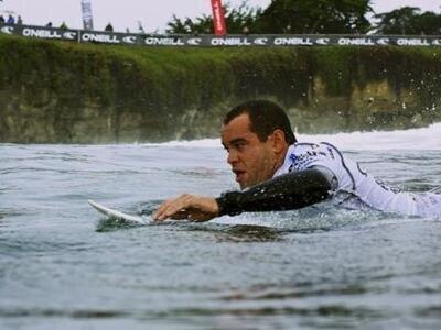 Matt Wilkinson wins the O'Neill Cold Water Classic California