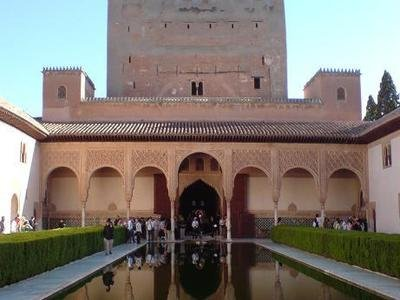 Alhambra | Granada | Andalusia | culture and surfing | ©Nadine-H. pixelio
