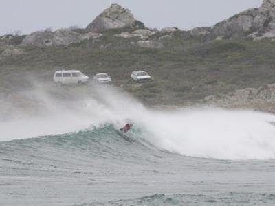O'Neill Cold Water Classic Tasmanien 2010