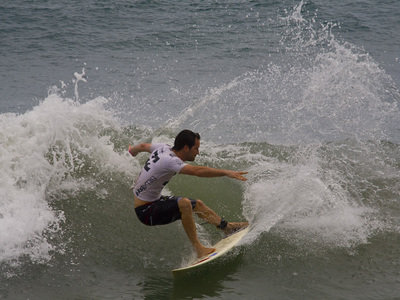 Das Schweizer Surfteam an den Surf-Weltmeisterschaften in Costa Rica