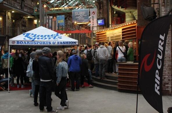 (c) HHonolulu Events | 4th Hamburg Surffestival  ein voller Erfolg