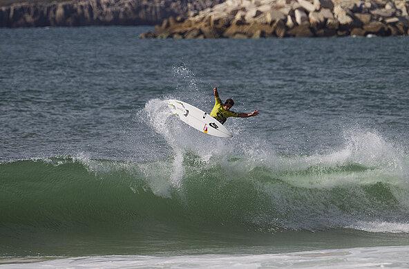 © ASP/ SCHOLTZ | Julian Wilson Wins Rip Curl Pro Portugal