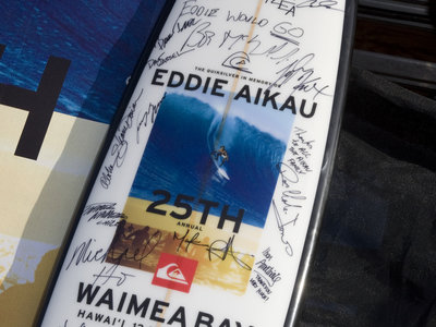 Photographer Servais Hires | Quiksilver In Memory of Eddie Aikau