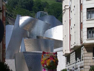 Bilbao | Basque Country | Gugenheim Museum | Spain | ©Alfred Teske pixelio.de