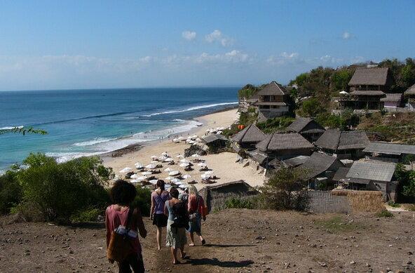 Photographer Gunnar Lubahn | Surfing Bali | Dreamland