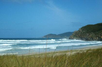 Praia de Rostro | Galicia | Surf Spot | Surfing Spain
