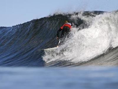 Biggest swell of the year set to hit for the O'Neill Cold Water Classic