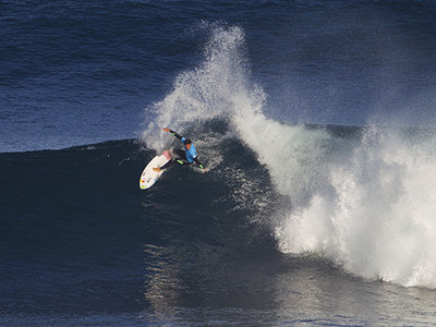 Image: WSL / Kirstin | Adriano de Souza Wins Drug Aware Margaret River Pro