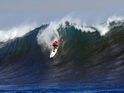 Photo: Courtesy Quiksilver |  Mark Healey