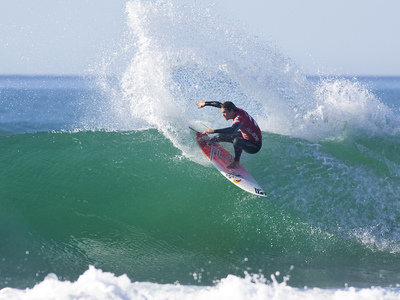 Credit: © ASP / SCHOLTZ | Jordy Smith (ZAF), 22, has taken the 2010 Billabong Pro Jeffreys Bay