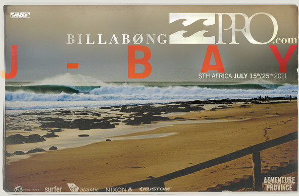 Billabong Pro Jeffreys Bay 2011