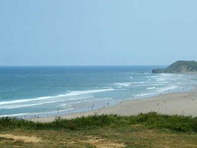 Gerra | Cantabria | Surf spot | Northern Spain