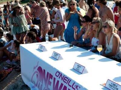 O'Neill One Way Runway Model Search auf Ibiza