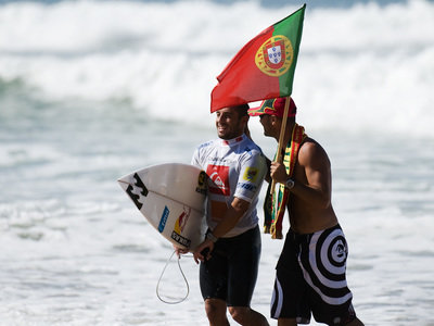Credit:© Testemale | The Quiksilver Pro Portugal 2011