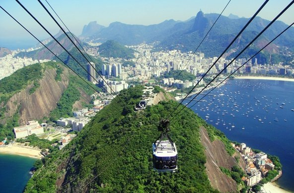 Stephen Redinger_pixelio.de | Billabong Pro Rio 2011 in Brasilien