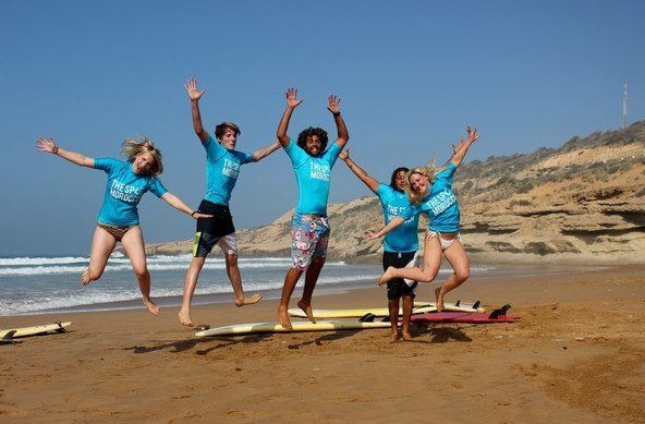 The Spot Morocco | The ultimate surf adventure!