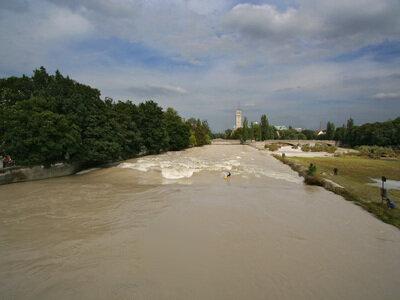 Welle Reichenbachbrücke | keep surfing