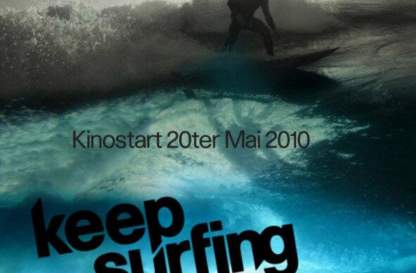 Keep Surfing ab den 20.Mai in den detschen Kinos