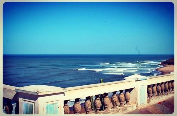 Camino Surf Morocco - Sidi Ifni