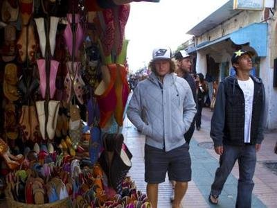 Credits: O'Neill/ Bonnarme Aquashot   O'Neill Close Encounter in Marokko
