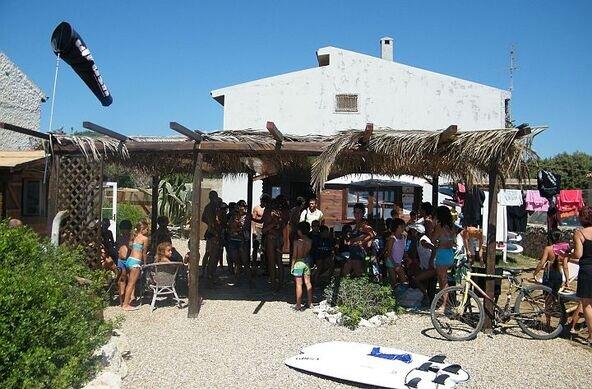 Capo Mannu Surf Camp Sardegna