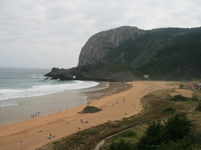 Laga | Pais Vasco | Northern Spain | Surf Spot