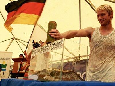 Billabong ISA World Surfing Games  - Gerry Schlegel