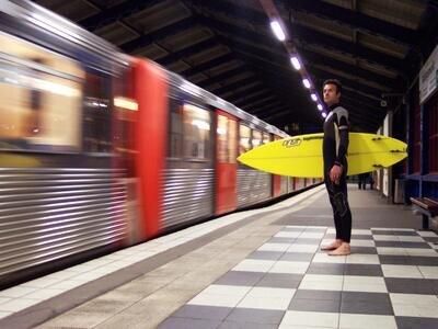 (c) Anika Lütjen | Zweites Münchener Surffestival vom 4. bis 7. August 2011