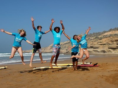 The Spot Morocco | Surf Lessons in Morocco
