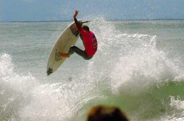 Photographer Lars Jacobsen  | Quiksilver Pro Gold Coast 2010