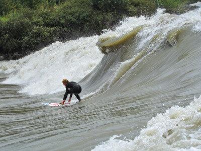 Gerry Schlegel | keep surfing