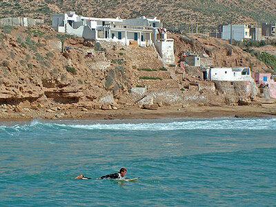 Große Auswahl an Surf Spots und Surfcamps in Marokko
