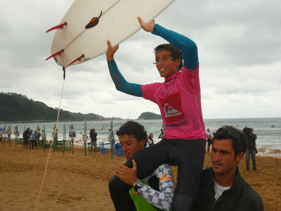 Photographer Chauche | Ramzi Boukhiam wins | King of the Groms 2009