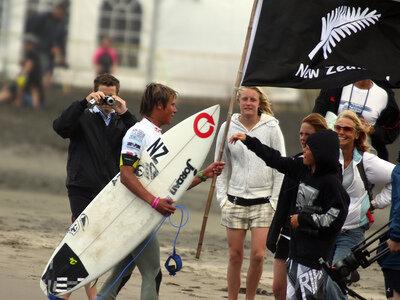 Credit: © Quiksilver ISA World Junior Surfing Championship