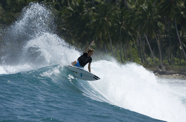 Credit:Billabong World Junior Championships 2010 | Morais | Mentawaii
