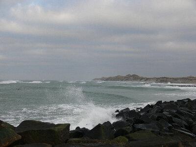 Photographer Ulf Häsemeyer | Agger | Surfing Denmark | surf spot