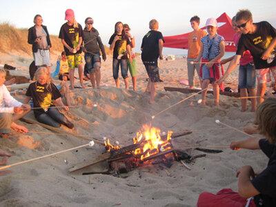 Wellenreitcamp 2009 am 01. und 02. August in Rantum auf Sylt | BILLABONG