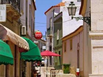picturesque Old Town | Lagos | Algarve | Portugal |  © Peter Hebgen