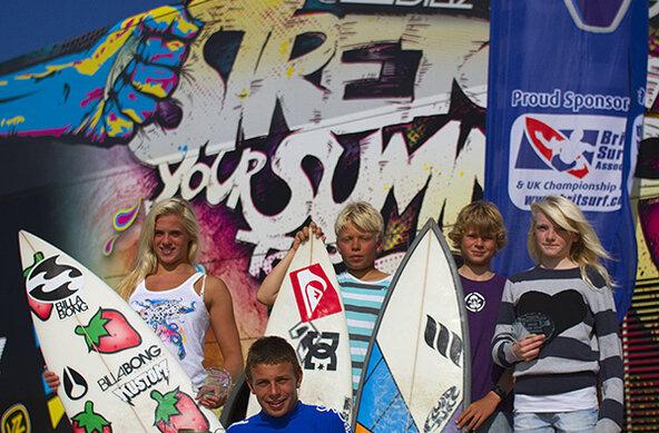 Billabong British Championships 2010