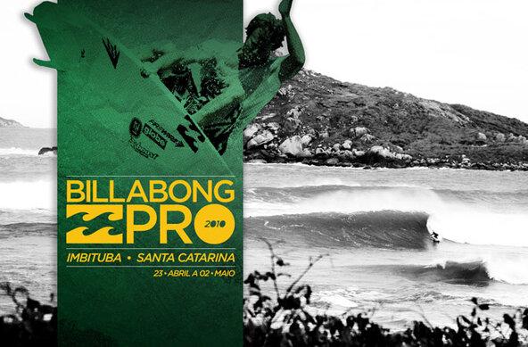 Premiere für den Billabong Pro Santa Catarina 2010